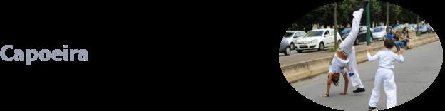 Banière Capoeira
