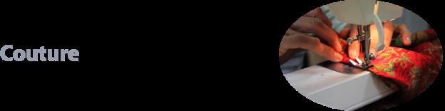 Banière Couture