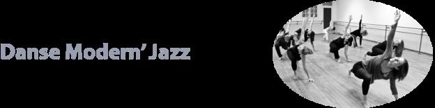 Banière Modern'Jazz
