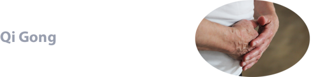 Banière Qi Gong