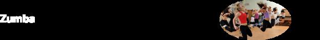 Banière Zumba