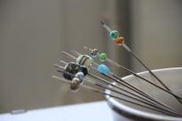 Atelier fusing - perles de verre - Amandine Angenard ©