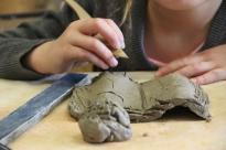 Cours de poterie - Amandine Angenard ©